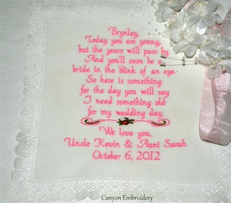 Flower Poem Wedding by 13 Best Flower Ring Bearer Gifts By