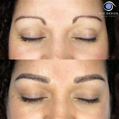 should you tattoo your eyebrows how much does it cost microblading 101 what it is and