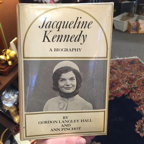 biography kennedy book signed jackie kennedy biography available riverby books d c