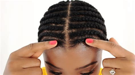 hair braid for a closure braid pattern for lace closure sew in tutorial part