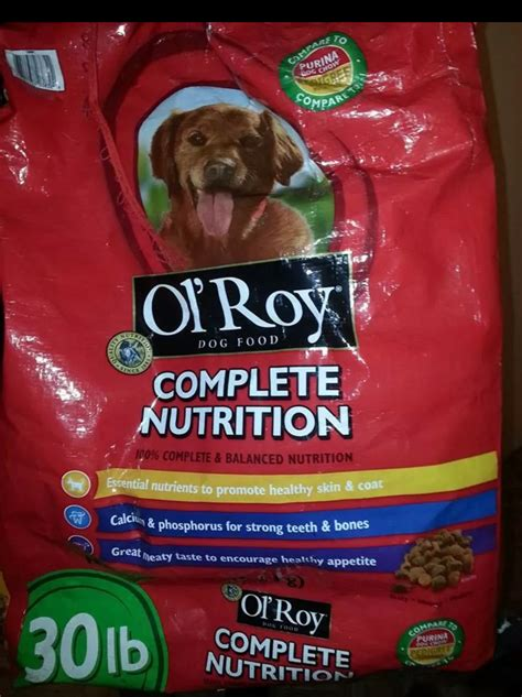 ol roy food review ol roy food nutrition facts nutrition ftempo