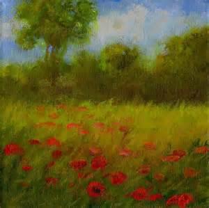 Landscape Artists Fields Landscape Paintings Fields And Farms Jan Blencowe