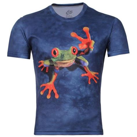 fashion 3d printed t shirts sleeve slim fit mens tops crew neck casual ebay