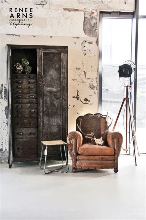 Vintage Industrial Decor by 17 Best Ideas About Vintage Industrial Decor On