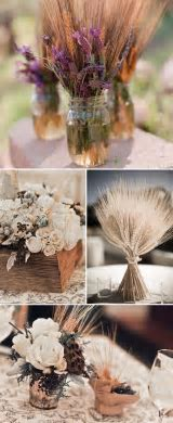 1000  ideas about Wheat Centerpieces on Pinterest