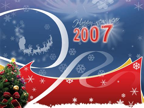 free happy new year 2007 stock photo freeimages com