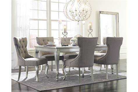 Coralayne 5 Piece Dining Room Ashley Furniture Homestore Furniture Homestore Dining Room