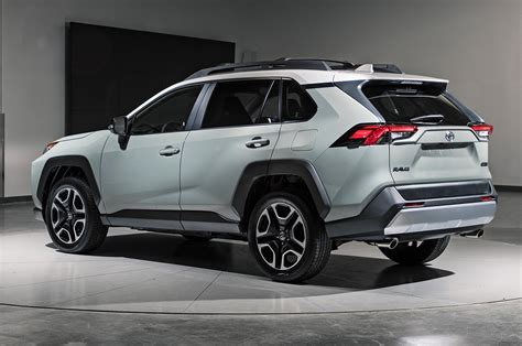 Toyota Rav 4 New by 2019 Toyota Rav4 Look New Look For The Suv Sales