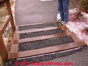 Halting walk low step riser height amp long stair run design hazards