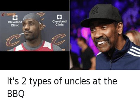 Denzel Washington Memes - it s 2 types of uncles at the bbq it s 2 types of uncles