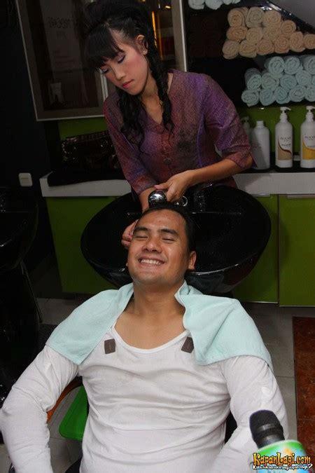 Hair Mask Di Salon Rudy Hadisuwarno grand opening salon rudy hadisuwarno fatmawati pijatan