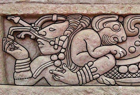imagenes de jeroglíficos olmecas los mayas en el centro de los festejos del a 241 o de m 233 xico