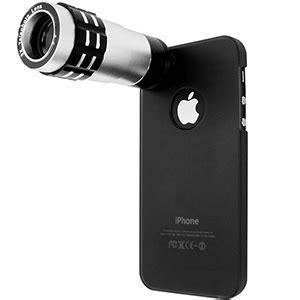 coque avec objectif zoom x9 pour iphone 5 boutique vagabond wifeo