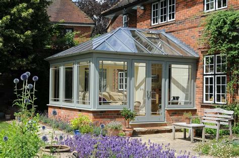 Small Kitchen Extensions Ideas Edwardian Conservatory Extension Buckinghamshire