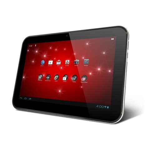 Tablet Toshiba toshiba regza tablet at300 hardwarezone sg