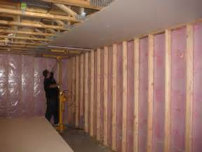 How To Frame An Unfinished Basement How To How To Frame A Basement How To Finish A Basement