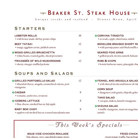 design house menu menupro 183 menu design sles from menupro menu software