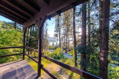 Cabin Rentals Coeur D Alene Idaho by Lake Coeur D Alene Cabin