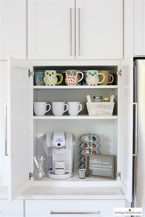 ideas for kitchen organization 1000 ideas about keurig storage on the