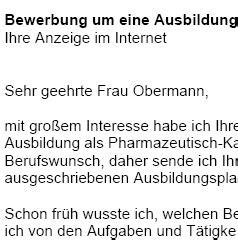 Anschreiben Ausbildung Pharmazeutisch Kaufmannische Angestellte Vertrag Vorlage Digitaldrucke De Bewerbung Pharmazeutisch Kaufm 228 Nnische R Angestellte R