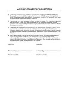 Acknowledgement Agreement Template download template get 1800 business document templates to help you