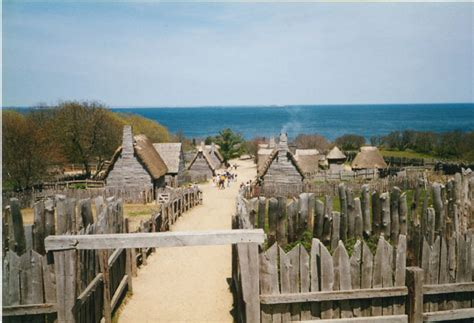 what is of plymouth plantation about woodridge plymouth plantation