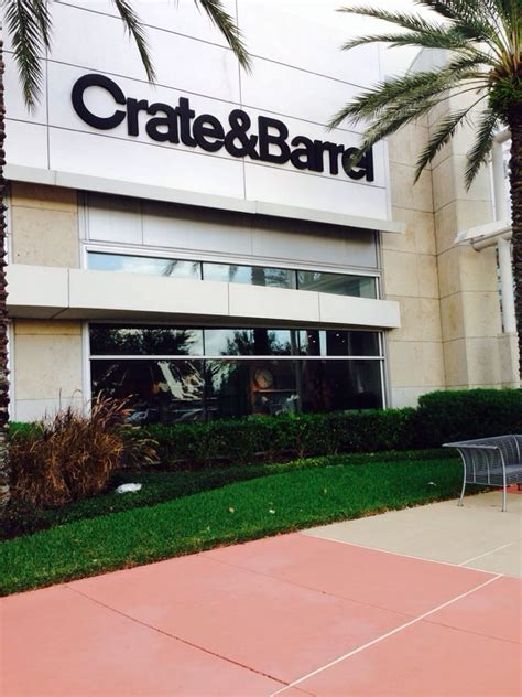 orlando home decor stores crate barrel 14 photos home decor millenia