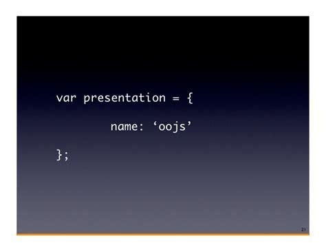 rosetta stone namespace javascript language paradigms