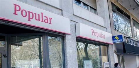 es banco popular banco popular liberbank y c 243 mo los inversores determinan