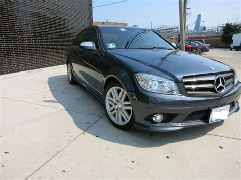 manual cars for sale 2008 mercedes benz c class auto manual sell used 2008 mercedes benz c300 sport sedan 4 door 3 0l manual transmission in chicago