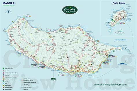maps of index of country africa madeira maps