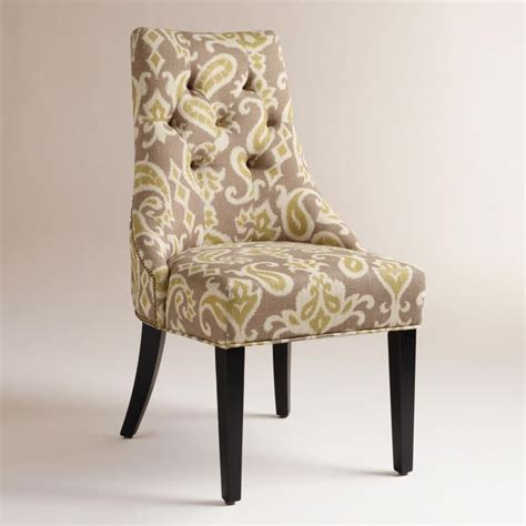 Lydia Dining Chair Ikat Lydia Dining Chairs Set Of 2 Upholstery Cleanses And On The Side