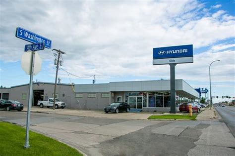 Eide Hyundai Grand Forks by Eide Hyundai Car Dealership In Grand Forks Nd 58201 5435