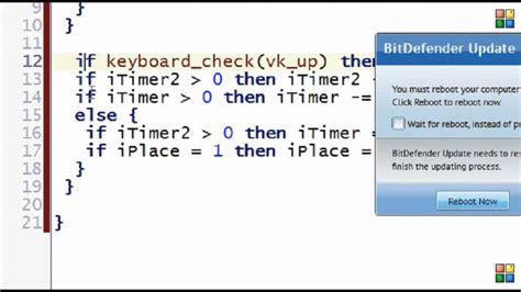 tutorial delphi pascal game maker language hold scrolling menu 1 instance