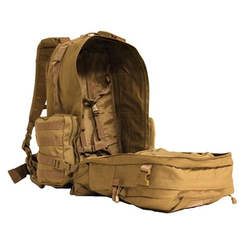 outdoor gadgets red rock outdoor gear diplomat backpack 299865 military
