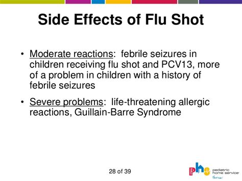 flu shot reactions in children what s all the fuss with vaccinations