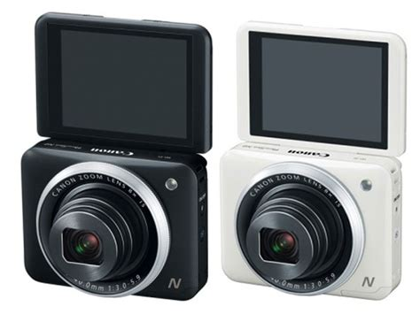 Kamera Canon Powershot N2 canon introduces powershot n2 16 2 megapixel at photokina germany