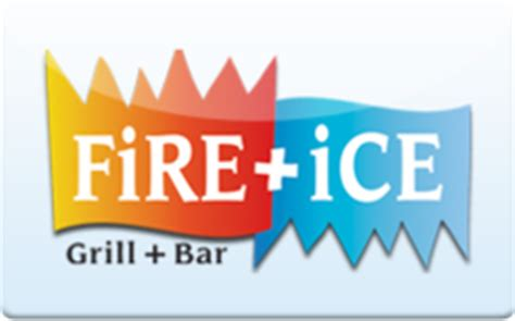 buy fire ice grill and bar gift cards raise - Fire And Ice Gift Card