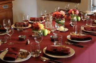 Thanksgiving Buffet Table Setting Thanksgiving Table Setting Real Real Friends Real