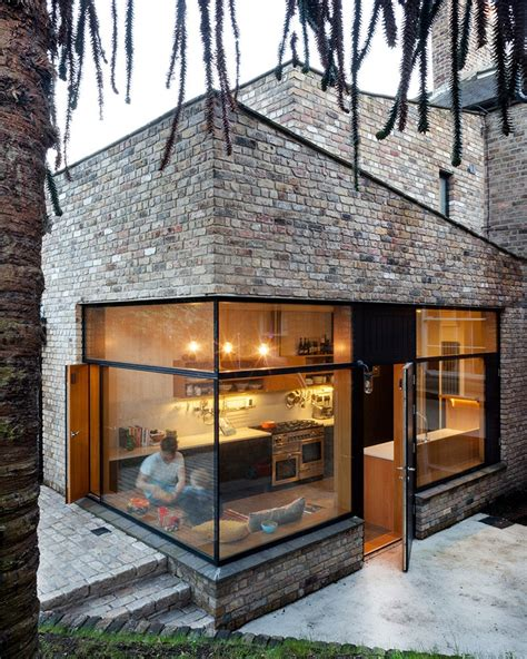 design house concepts dublin a modern brick addition in classic dublin ireland best