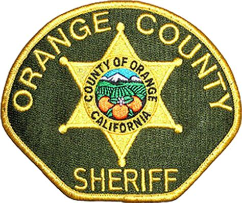 Ocsd Search Orange County Sheriff S Department California