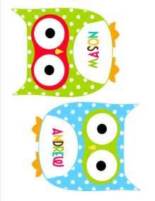 owl theme no dr seuss and owl theme sneak peek schoolgirlstyle