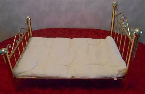 american girl samantha bed american girls samantha brass bed with bedding retired bitty baby