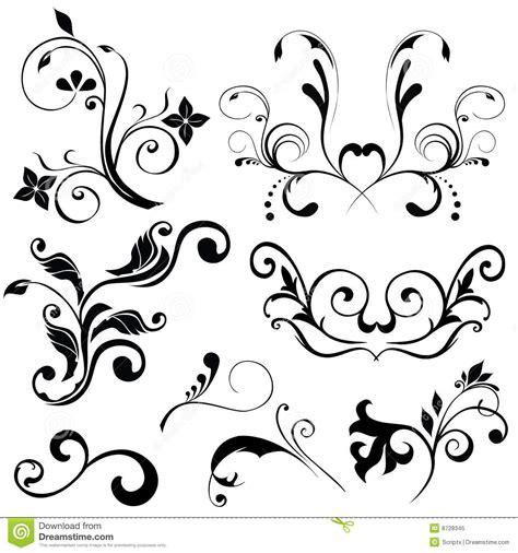 imagenes de vectores ligados vectores florales ilustraci 243 n del vector ilustraci 243 n de