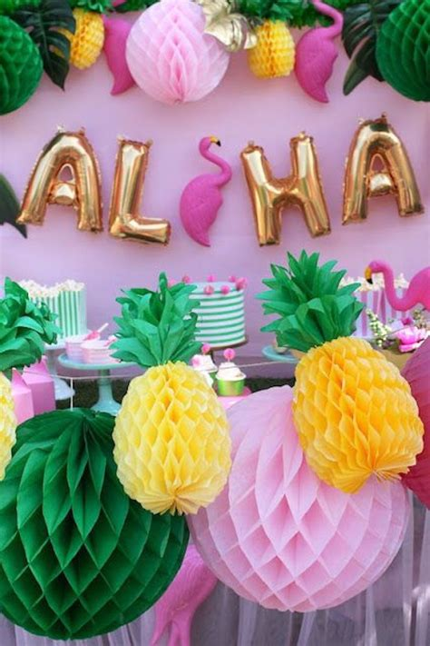 themed parties for summer the kissing booth blog best summer party ideas aloha
