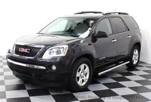 Buick 7 Seater Suv All Wheel Drive With 3rd Row Seat Autos Post