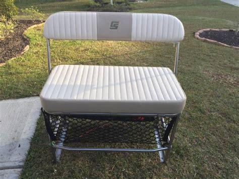 carolina skiff boat seats flip flop cooler seat leaning post from 2014 carolina
