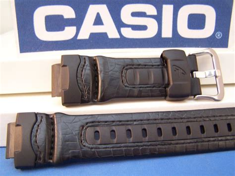 Casio By Rl by Casio Band G 304 Rl G Shock Rubber And Leather