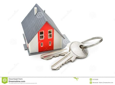 house with stock image image of estate construct