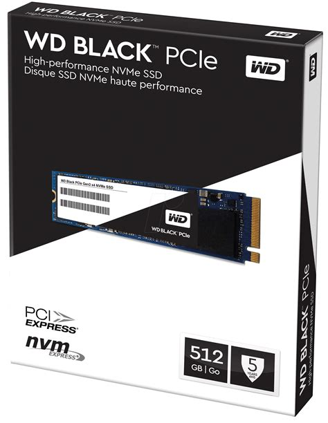 Pcie Ssd For Gaming Motherboard Wd Black Pcie 256gb wds512g1x0c wd black ssd m 2 512gb pcie bei reichelt elektronik